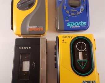 Sony Walkman collection