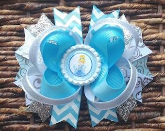 Cinderella bow | Princess bow