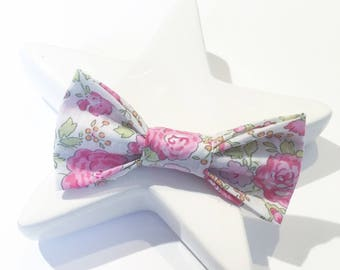 "Hair bow ""Liberty pink Bliss"""