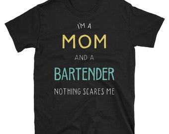 Mom, bartender,