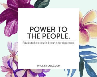 Power to the People, Ritual Box.