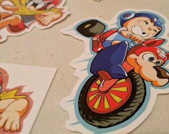 Megaman Stickers