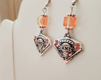 San Francisco Giants Earrings