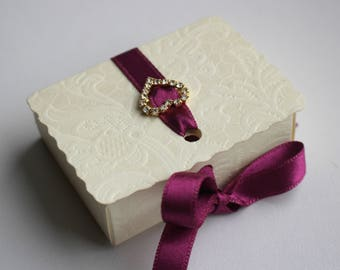 Unique Gift Box, Christening Gift Box, Wedding Gift Box, Small Gift Box, Weddings, Luxury Gift Box, Birthday Box, Thank You Gift