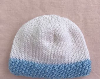Seed Stitch Solid Hat