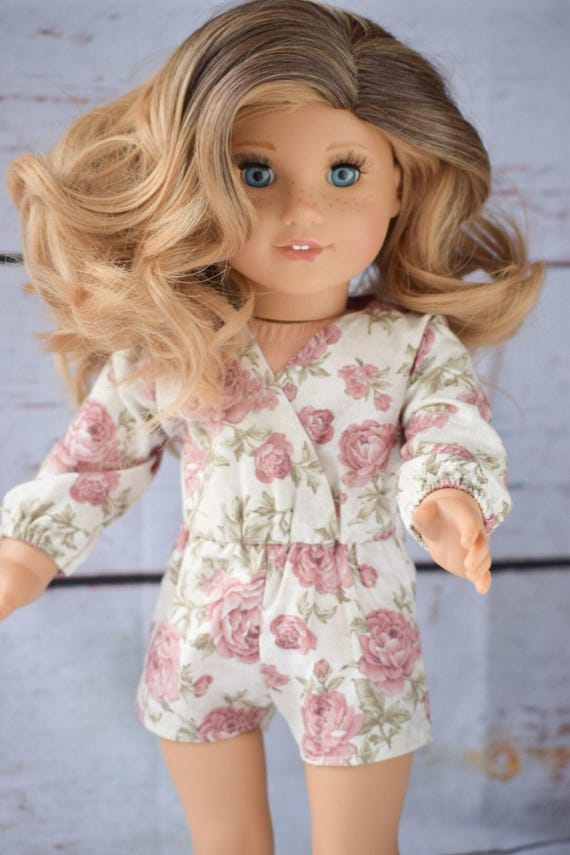 Custom Doll Wig Ombre Bob Style For American Girl