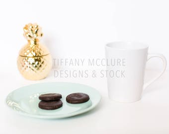 Blank Styled Mug Stock Set | Styled Stock Photography