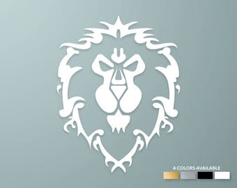 World Of Warcraft | Alliance Decal