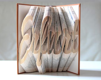 Erfurt - folded book