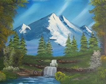 Mountain Hide Away  - a