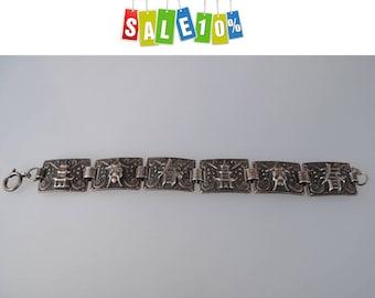 """Bracelet """"Oriental"""" 1960s Europe"""