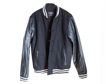 SALE - Black Jockey Bomber Jacket