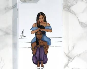 Sisterhood. iPhone 7 Plus / iPhone 8 Plus Phone Case.