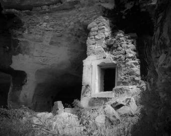 Ancient Home - Fine Art Photographic Print