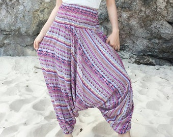 Hippie pants,Harem Pants Women,Boho Pant,Yoga Pants,Bohemian Pants,Music festival clothing.