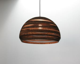 Retro lamp shade for hanging