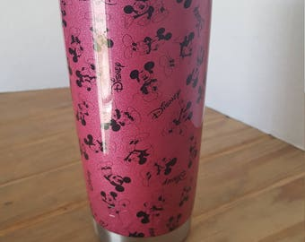 20oz Axis Mickey Mouse Pink