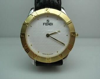 Gents Fendi Fashion Watch