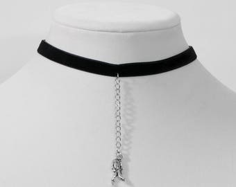 Hanging Chokers Ghoul Collection