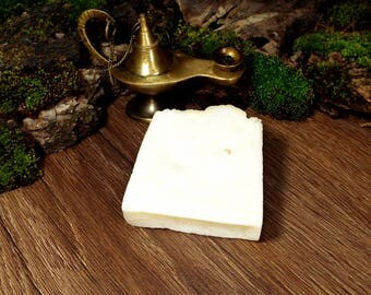 All Natural Soap / Handcrafted Vegan Soap / All Natural Unscented Soap / Natural Palm Free Soap / Sensitive Skin Soap / Moisturizing Soap