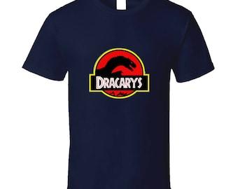 Dracarys Shirt Mother Of Dragons Got Super Fan Navy Blue Tee Shirt