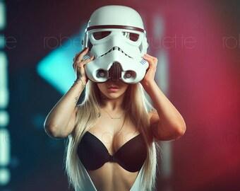 Wars Sexy girls star nude