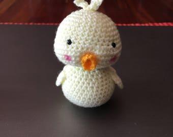 Amigurumi Cute Little Ducky