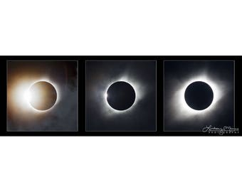 """2017 Eclipse Panorama Set 