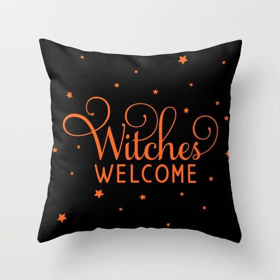 Decorative Outdoor Fall Pillows : Outdoor Halloween Pillow Decor Fall Porch Decor Deck Pillows