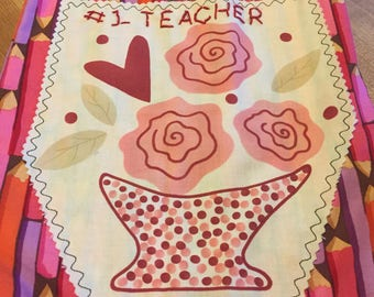 Teacher #1 Bag Mini Size