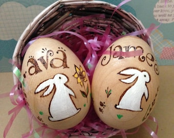 Unique gift ideas etsy easter egg personalized negle Images