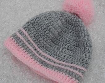 Crochet Child Beanie