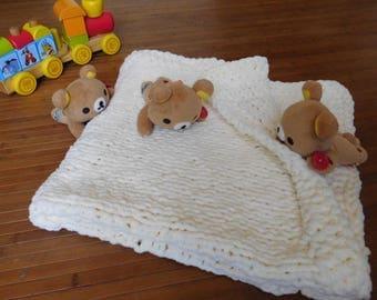 Newborn/Infant Blanket