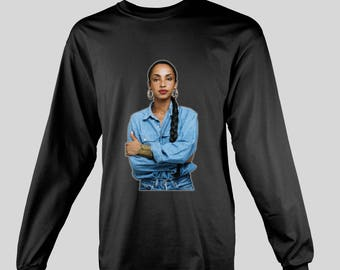 Sade Long Sleeve T-shirt - The Sweetest Taboo love deluxe no ordinary Lovers Rock Smooth Operator Diamond Life