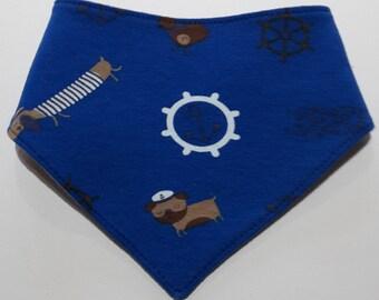 Reversible scarf