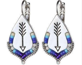 Boho Arrow earrings