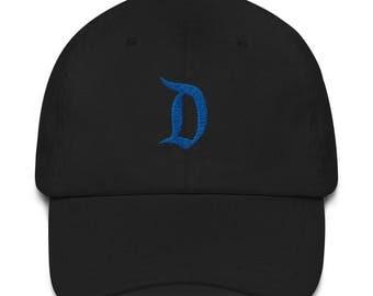 Disneyland D Embroidered Dad hat