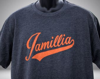 Jamillia t-shirt - Dark Grey