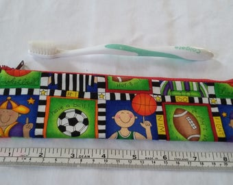 Toothbrush case