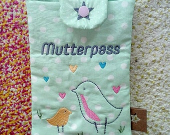 Mother's pass cover