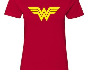 Wonder Woman T-Shirt (Ready to ship)