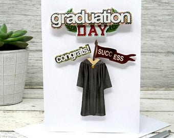 Christmas Sale Sons Graduation, Graduation Card, Daughters Graduatation, Graduacion Tarjeta, College Graduate, Congratulations Card, Graduat