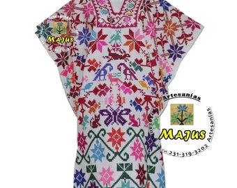 Jorongo handmade embroidery handmade