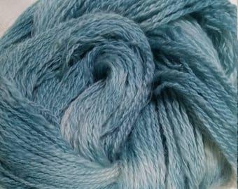 California long-wool DK Handspun Wool Yarn