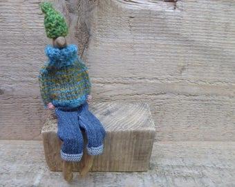Mini Driftwood Chap