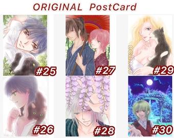 ORIGINAL PostCard