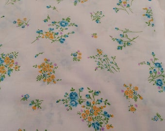 Drop of 30 cm width for design cotton fabric