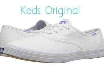Womens Keds - Create your own - Custom painted Keds
