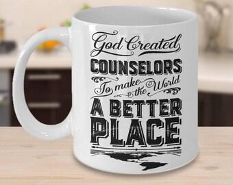 Counselor Mug, School Counselor, Camp Counselor, Counselor Gifts, Counselor Gift, School Counselor Mug, Career Counselor, Guidance Counselor