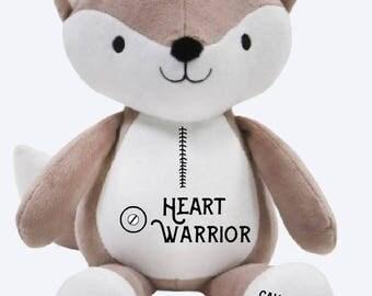 Heart Warrior Fox